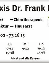 Dr. med. Frank Bier