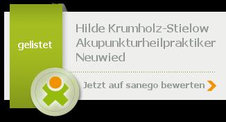 Siegel von Hilde Krumholz-Stielow