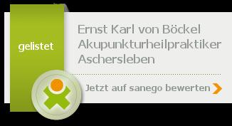 Siegel von Ernst Karl von Böckel