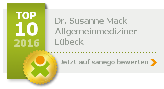 Siegel von Dr. Susanne Mack