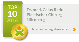 Siegel von Dr. Caius Radu
