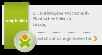 Siegel von Dr. Christopher Wachsmuth