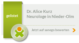 Siegel von Dr. Alice Kurz