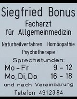 Siegfried Bonus