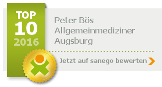 Siegel von Peter Bös