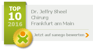 Siegel von Dr. med. Jeffry Sheel