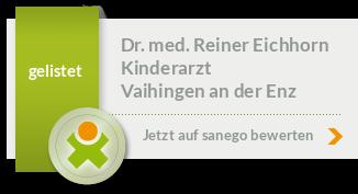 Siegel von Dr. med. Reiner Eichhorn