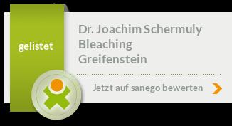 Siegel von Dr. Joachim Schermuly