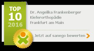 Siegel von Dr. Angelika Frankenberger