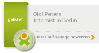 Siegel von Olaf Peters