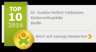 Siegel von Dr. Saskia Herbst-Liebmann