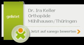 Siegel von Dr. Ira Keller