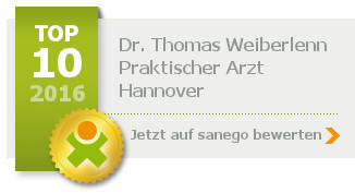 Siegel von Dr. Thomas Weiberlenn
