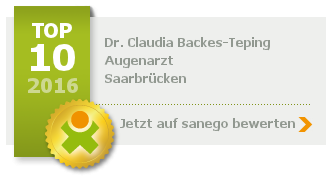 Siegel von Dr. med. Claudia Backes-Teping