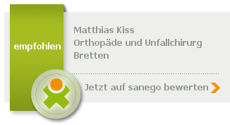 Matthias Kiss, von sanego empfohlen