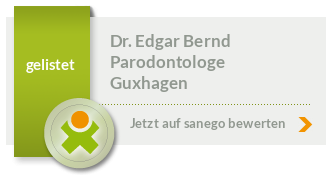 Siegel von Dr. med. dent. Edgar Bernd