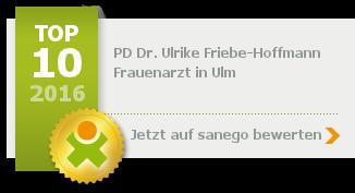 Siegel von Prof. Dr. Ulrike Friebe-Hoffmann