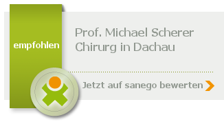 Siegel von Prof. Dr. med. Michael A. Scherer