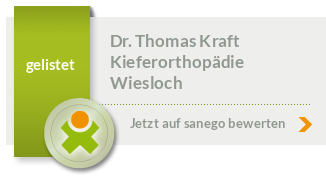 Siegel von Dr. med. dent. Thomas Kraft
