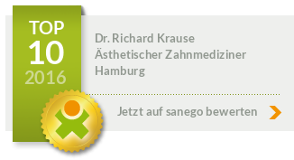 Siegel von Dr. med. dent. Richard Krause