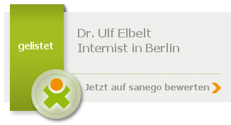 Siegel von Dr. med. Ulf Elbelt