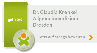 Siegel von Dr. med. Claudia Krenkel