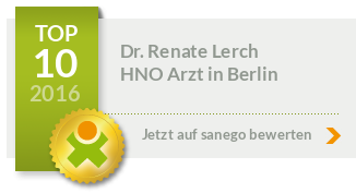 Siegel von Dr. med. Renate Lerch