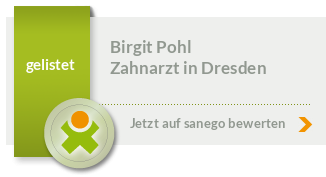 Siegel von Dipl. Stom. Birgit Pohl