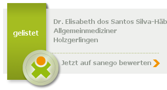 Siegel von Dr. rer. nat. Elisabeth dos Santos Silva-Häberle