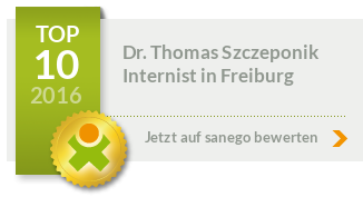 Siegel von Dr. med. Thomas Szczeponik