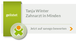 Siegel von Dr. med. dent. Tanja Winter