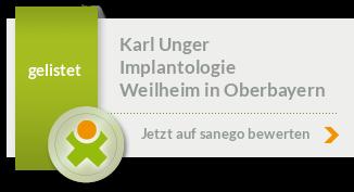 Siegel von Karl Unger