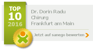 Siegel von Dr. med. Dorin Radu