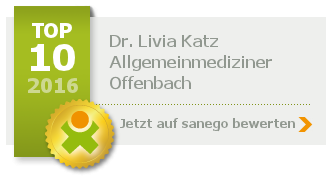 Siegel von Dr. med. Livia Katz