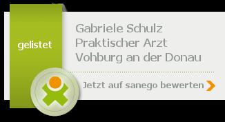 Siegel von Gabriele Schulz