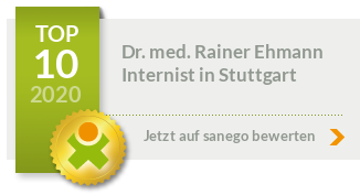 Siegel von Dr. med. Rainer Ehmann