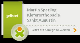 Siegel von Martin Sperling