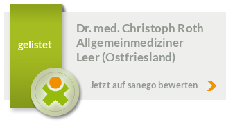 Siegel von Dr. med. Christoph Roth