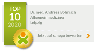 Siegel von Dr. med. Andreas Böhnisch