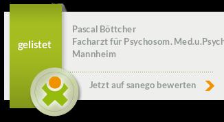 Siegel von Pascal Böttcher