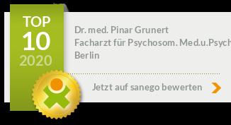 Siegel von Dr. med. Pinar Grunert