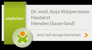 Siegel von Dr. med. Anja Wippermann