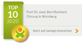 Siegel von Prof. Dr. med. Bert Reichert