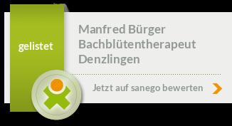 Siegel von Manfred Bürger