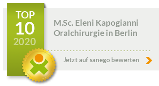 Siegel von M.Sc. Eleni Kapogianni