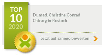 Siegel von Dr. med. Christina Conrad
