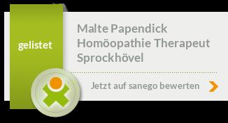 Siegel von Malte Papendick