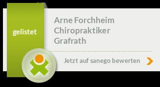 Siegel von Arne Forchheim