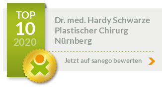 Siegel von Dr. med. Hardy Schwarze