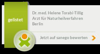Siegel von Dr. med. Helene Torabi-Tillig
